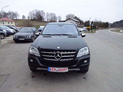gebraucht Mercedes ML350 ML 350 M-KlasseCDI