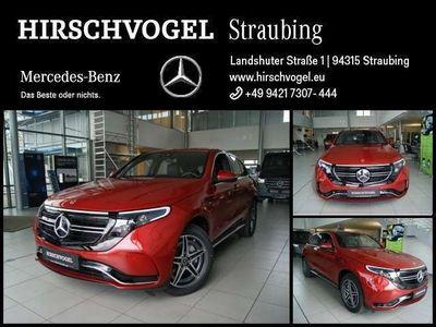 gebraucht Mercedes EQC400 4M AMG-Line+SD+AHK+MBUX+MULTIBEAM+Kamera