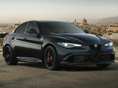 gebraucht Alfa Romeo Giulia 2.9 Bi-T AT8 #MY21 #ASSISTENZ2 #ALARMANL, Neuwagen, bei MGS Motor Gruppe Sticht GmbH & Co. KG