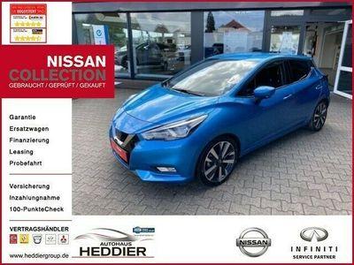 gebraucht Nissan Micra Tekna Naivigation, 360° Kamera, Parksensor