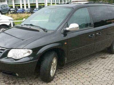 gebraucht Chrysler Voyager RG, BJ.2006, 2.8 CRD Stow... als Van/Kleinbus in Suhl