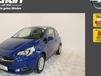 used Opel Corsa E Scharf Cool & Sound ZV