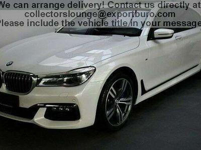 gebraucht BMW 750L i xDrive M Sport 20Zoll Massage Laser TV
