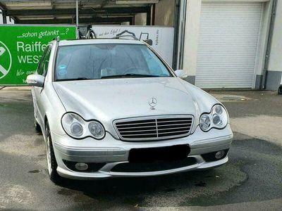 gebraucht Mercedes C32 AMG Mercedes BenzAMG Kein Tüv