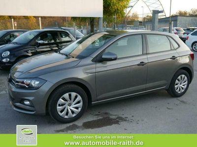 gebraucht VW Polo 1.0 COMFORTLINE * SITZHEIZUNG KLIMA MULTIFUNKTIONSLENKRAD START-& STOPP