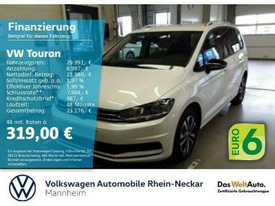 gebraucht VW Touran 1.5 TSI IQ.DRIVE Automatik Tel. AHK uvm