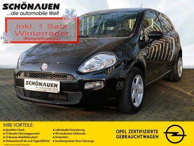 gebraucht Fiat Punto 1.2 8V POP +KLIMAANLAGE+RADIO+CD-PLAYER++