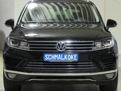 gebraucht VW Touareg TDI3.0V6 SCR BMT DPF Autom. Leder Xenon Navi