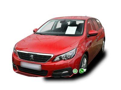 gebraucht Peugeot 308 SW Active PT 130 EAT8 *3D-Navi/Kamera/EPH*