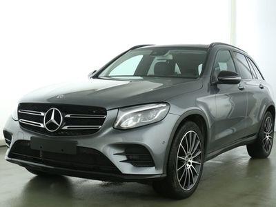 gebraucht Mercedes GLC250 4MA AMG+20''+NIGHT+LED+PANODACH+NAVI+PAR