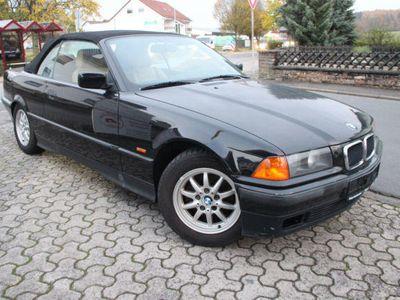 gebraucht BMW 318 Cabriolet i Kein Rost.