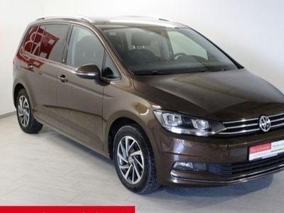 gebraucht VW Touran 1.6 TDI Sound 7-Sitze NAVI SHZ