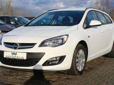 gebraucht Opel Astra Caravan 1.6 Selection/VOLLSHEFT/KLIMA/PDC/