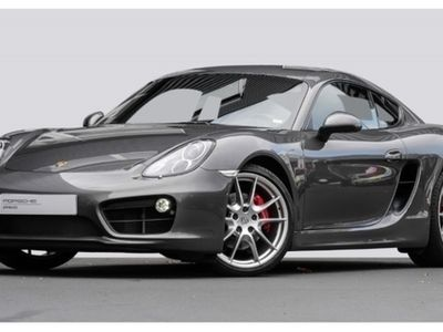 gebraucht Porsche Cayman S Leder LenkradHZG Bose Sportsitze Sport