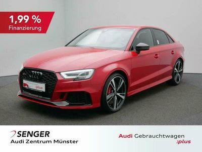 gebraucht Audi RS3 RS 3 LimousineLimousine 294 kW (400 PS) S tronic
