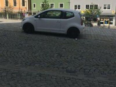 käytetty VW up! Cool&Sound 75 ps 16 Zoll Winterreifen top Zustand