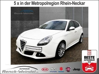 gebraucht Alfa Romeo Giulietta Turismo 1 Leder LED-hinten LED-Tagfahrlicht Multif