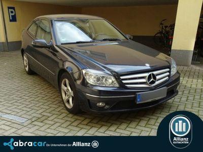 gebraucht Mercedes CLC180 -Klasse Kompressor K*Led.*Sportsi.*SH*