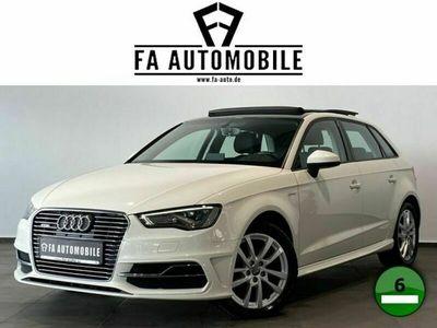 gebraucht Audi A3 Sportback e-tron Navi LED Panorama 17 Zoll