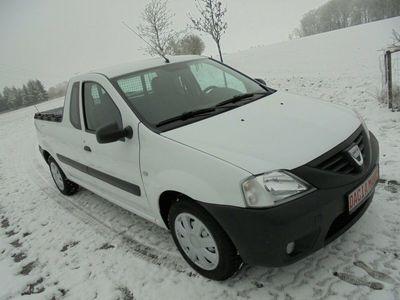 gebraucht Dacia Logan Pick-Up 1.5 DCI-KLIMA-EU 5 DPF!! als SUV/Geländewagen/Pickup in Schleifreisen