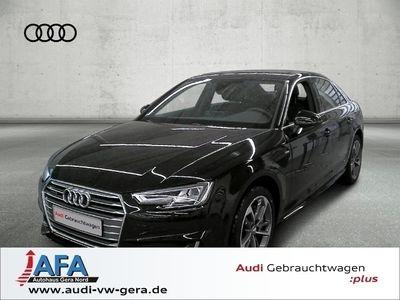 gebraucht Audi A4 2,0 TFSI Sport quattro S tronic 2x S-Line,Navi+,Virt.CP,LED