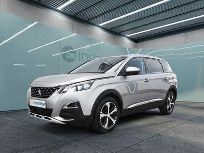 gebraucht Peugeot 5008 50082.0 BlueHDi 150 Allure*AHK*Navi*Klima*RFK*