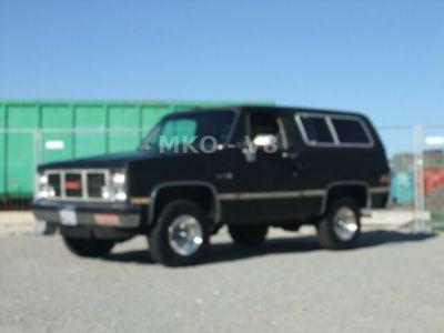gebraucht GMC Yukon