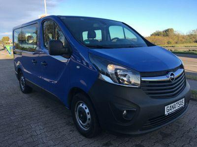 gebraucht Opel Vivaro 1,6 Bi-Turbo-Euro 6-9 Sitzer-Klima-AHK