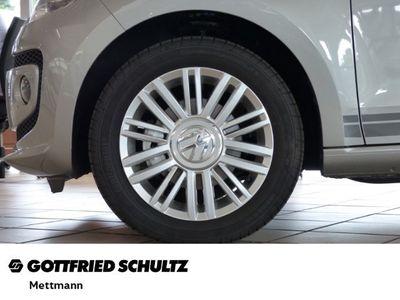 gebraucht VW up! up! MOVE 1,0 Automatic CLUB- Klima,Sitzheizung,Alu,Servo,