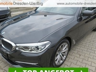gebraucht BMW 520 d xDrive Aut. HeadUp*Standheizg*TV*18Zoll