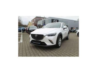 gebraucht Mazda CX-3 2.0 SKYACTIV-G 120 Exclusive-Line NAV 0,99%
