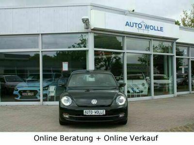 gebraucht VW Beetle 1.2 TSI Design Xenon + Sitz-HZG Tempomat