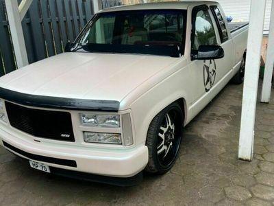 gebraucht Chevrolet C1500 GMC.LPG.Einzelstück.LKW-Steuer-184€