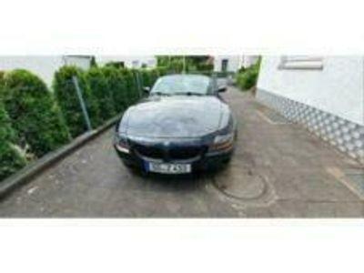gebraucht BMW Z4 Cabrio e85