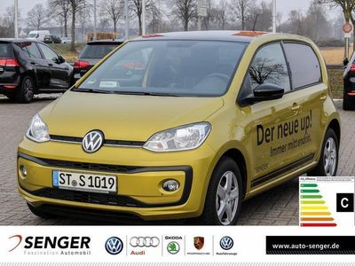 gebraucht VW up! up! move up! 1,0 l 44 kW (60 PS) 5-Gang club