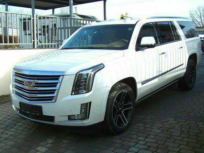 gebraucht Cadillac Escalade Platinum ESV