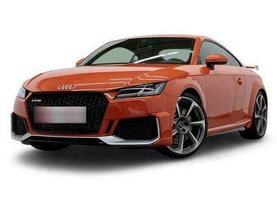 gebraucht Audi TT RS Coupé 2.5 TFSI Q LM20 VMAX280 SPORTABGAS eSITZE