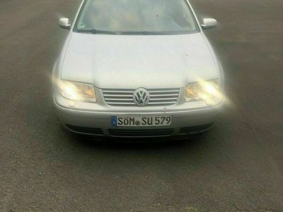 gebraucht VW Bora VW1,9 TDI Winterauto