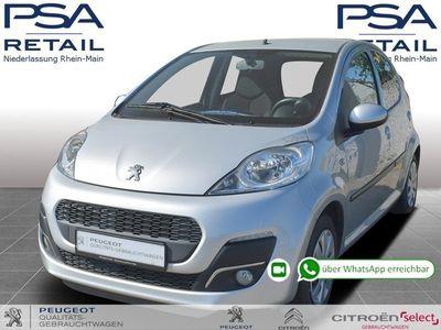 gebraucht Peugeot 107 Style 68 5t