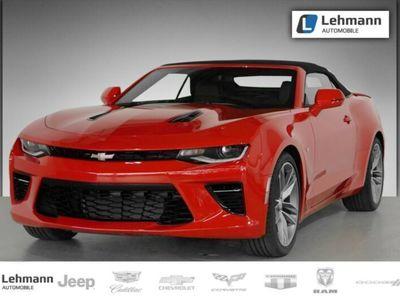 gebraucht Chevrolet Camaro Cabriolet V8 AT Europamodell