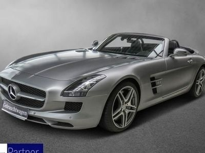 gebraucht Mercedes SLS AMG Roadster +COMAND+XENON+MEMORY+KAMERA