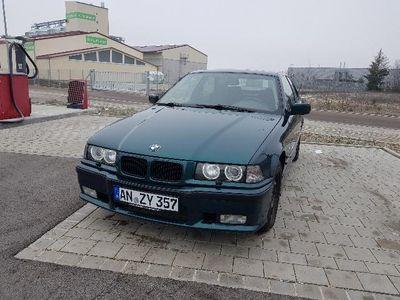 gebraucht BMW 316 Compact 3er M Paket tüv neu