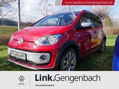 gebraucht VW cross up! 1.0 Navi Climatic Klima el. Fenster