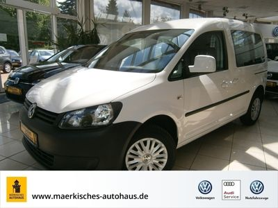 gebraucht VW Caddy Kombi 1.6 TDI Trendline *GRA*PDC*