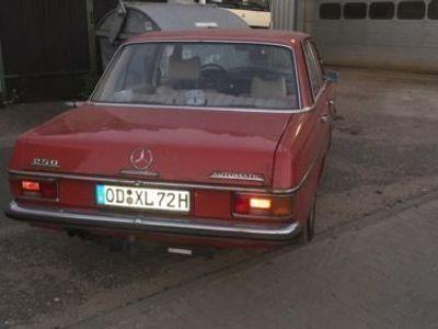 gebraucht Mercedes 200/8 w114