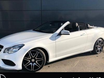gebraucht Mercedes E250 Cabrio AMG **Sport/Klimaanlage