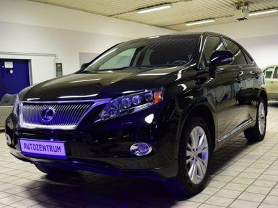 gebraucht Lexus RX450h RX 450 AUTOMATIK* NAVI* LEDER* RÜCKFAHRKAMERA*