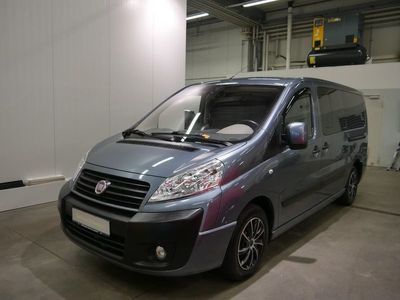 gebraucht Fiat Scudo 130 Multijet Kombi 9 Sitze, Bluetooth, ...