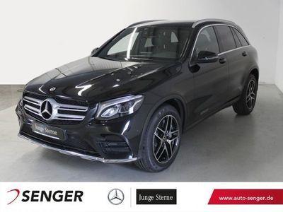 gebraucht Mercedes GLC250 4MATIC AMG+Pano.-Dach+Spur-P.+LED+Kamera