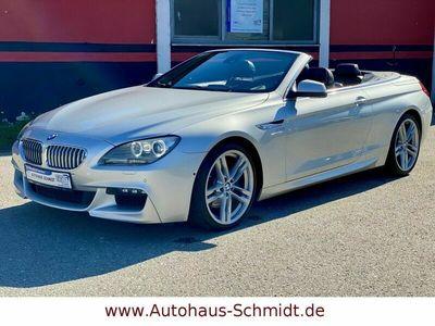 gebraucht BMW 650 Cabriolet i xDrive M Paket HeadUp 360° DynamicDr